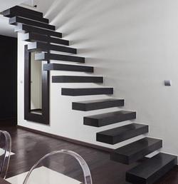Treppen aus Holz aus Polen