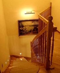 Treppen vom Schreiner aus Polen