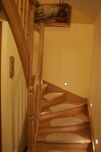 Treppen aus Holz vom Schreiner