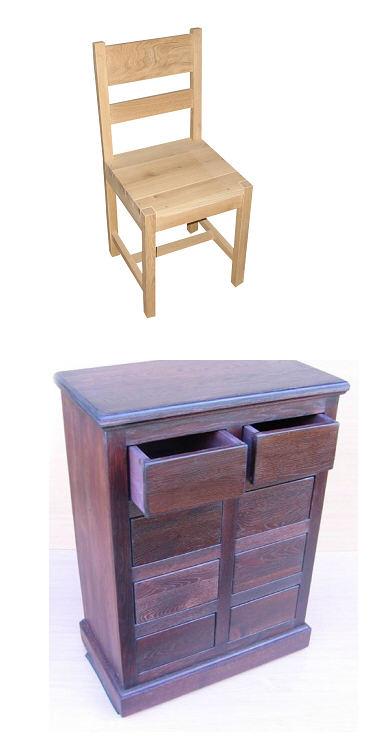 Holzmöbel aus Polen
